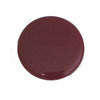 1230 Plain Burgundy Plastic Knob - Magnificent Marketing (DIY Builders Hardware)