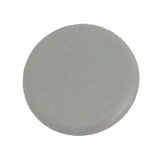 1230 Plain Gray Plastic Knob - Magnificent Marketing (DIY Builders Hardware)