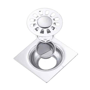 Stainless Strainer with Odor Trap