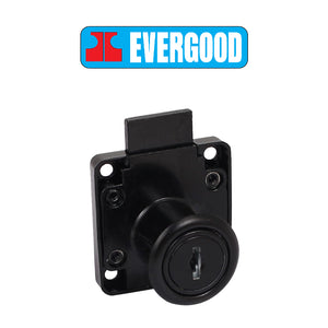 Evergood 138 Black Drawer Lock