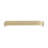 2410 Plain Solid Brass Pull