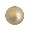 2628 Two Toned Solid Brass Knob