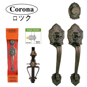 301 Corona Decorative Lockset