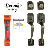 307 Corona Decorative Lockset
