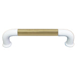 319 Zinc Brass Plated Pull - Magnificent Marketing (DIY Builders Hardware)