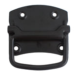 3735 Black Powder Coated Chest Handle - Magnificent Marketing (DIY Builders Hardware)