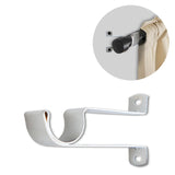3/4 Single Curtain Bracket