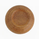 4173 Light Oak Wooden Knob