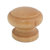 5208 Light Pine Wooden Knob