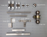 Stainless Steel 304 Gate Bolt