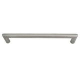 5704 Stainless Solid Pull Handle - Magnificent Marketing (DIY Builders Hardware)
