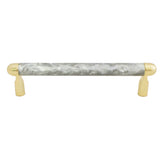 5903 Zinc Brass Plated Pull - Magnificent Marketing (DIY Builders Hardware)