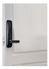 Clavis Korea 4-Way Access Digital Lock with Fire Rating