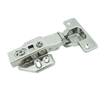 Giano Stainless Hydraulic Clip On Full Overlay Hinge