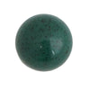 6533 Rounded Green Marble Plastic Knob - Magnificent Marketing (DIY Builders Hardware)