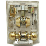 Corona Entrance Keyed & Double Deadbolt Combination Lock