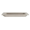 7872 Rectangle Satin Nickel Flush Pull - Magnificent Marketing (DIY Builders Hardware)