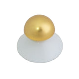 819 Two Toned Zemak Knob - Magnificent Marketing (DIY Builders Hardware)