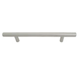 8925 Stainless Solid Pull Handle - Magnificent Marketing (DIY Builders Hardware)