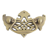 8926-L Classic Antique Brass Pull - Magnificent Marketing (DIY Builders Hardware)