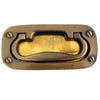 932 Antique Brass Chest Handle - Magnificent Marketing (DIY Builders Hardware)