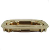 932 Brass Plated Chest Handle - Magnificent Marketing (DIY Builders Hardware)