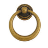 989 Classic Antique Brass Pull - Magnificent Marketing (DIY Builders Hardware)