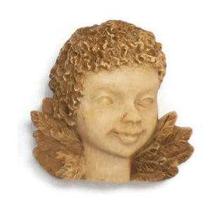 2147A Angel Polyester Knob
