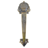 754 Decorative Royalty Handle