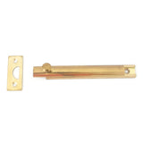 Brass Surface Bolt