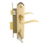 Frascio Single Solid Brass Door Lock