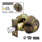Corona Deadbolt Single Lock