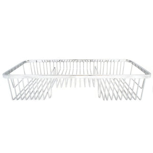 Farrah Solid Brass Wire Basket