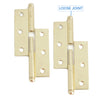 Brass Loose Pin Lift Off Hinge