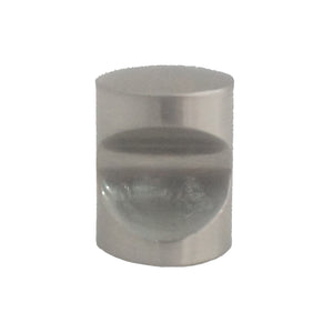 N17 Plain Stainless Knob