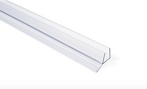 Clear Plastic Strip