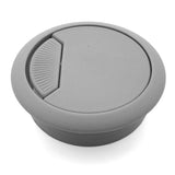 Desk Cable Grommet (Gray)