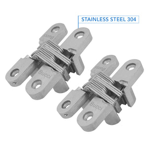 Bucci Stainless 304 Invisible Hinge