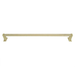 Brass Plated Aluminum Towel Bar