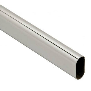 Steel Oval Tube