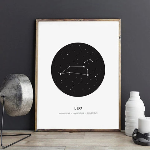 toiles constellations