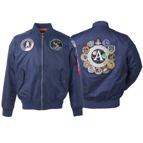 Blouson NASA Apollo