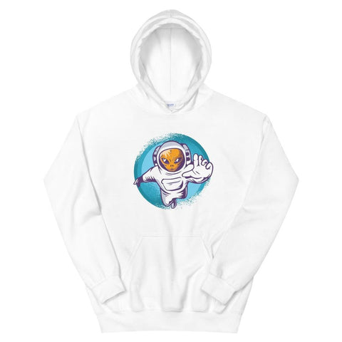 Sweat Alien Astronaute