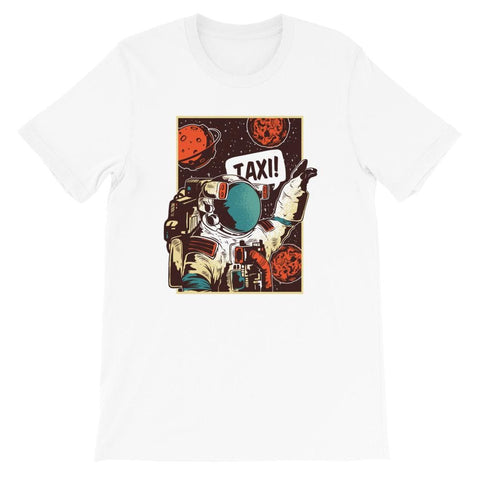T-Shirt Astronaute Taxi | Espace Stellaire