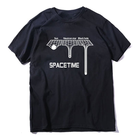T-shirt  Space Time - Espace Temps