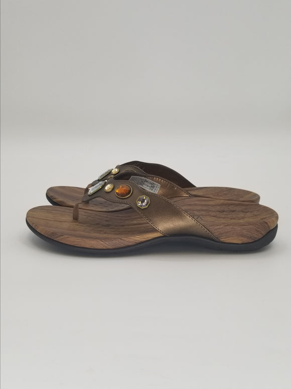 Orthotic Sandal with Jewels