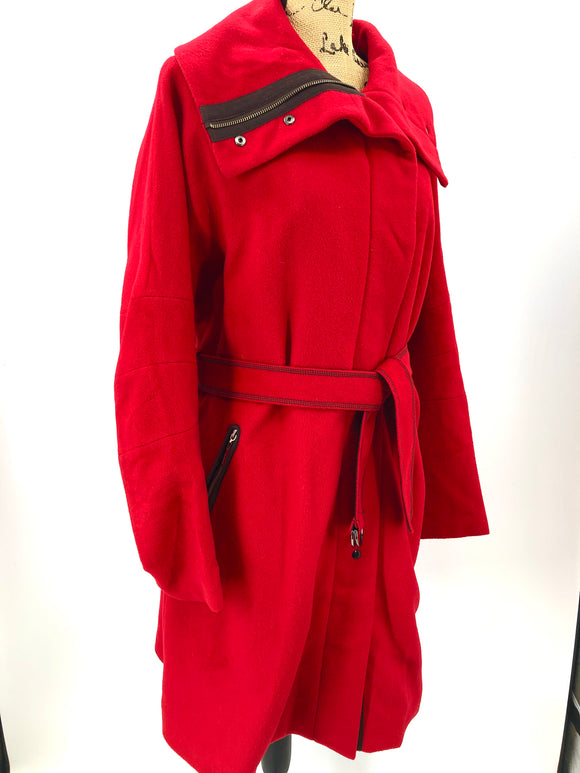 Uptown Jacket Holiday Red