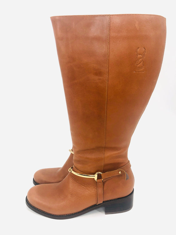 Dakota Chappy Wide-Calf Boot - 2 Colors