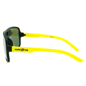 Boys Aviator Sunglasses Hollister Black/Yellow