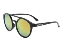 Load image into Gallery viewer, Unisex Round Revo Sunglasses Hampton Midnight